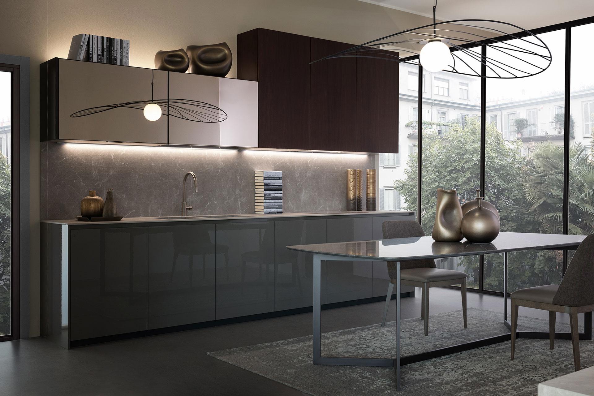 cucina contemporanea - cucine